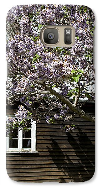 Galaxy Case featuring the digital art Full Bloom by Serene Maisey