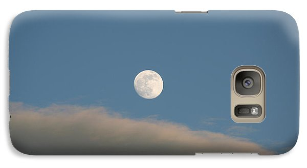 Galaxy Case featuring the photograph Full Moon by David S Reynolds