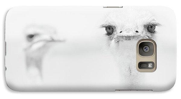 Funny Ostrich Galaxy S7 Case