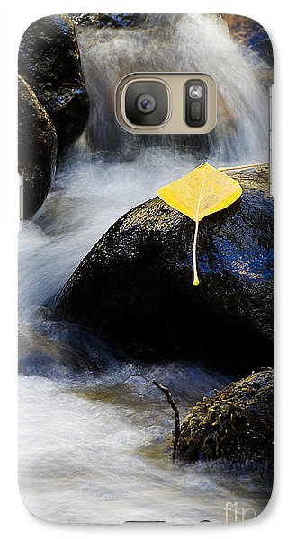 Galaxy Case featuring the photograph Galena Creek Trail  by Vinnie Oakes