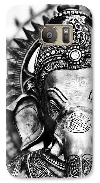Ganesha Monochrome Galaxy S7 Case