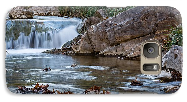 Garden Canyon Galaxy S7 Case by Beverly Parks
