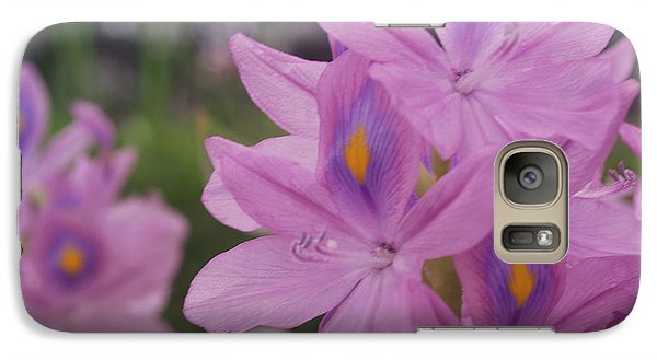 Galaxy Case featuring the photograph Garden Is Watching by Miguel Winterpacht
