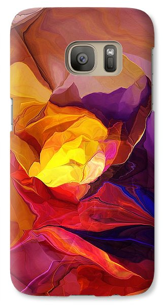 Galaxy Case featuring the digital art Garden Of Gethsemane by David Lane