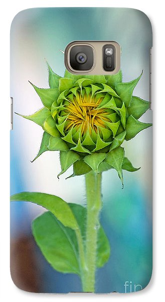 Galaxy Case featuring the photograph Garden Of Many Colors by Gwyn Newcombe