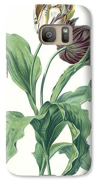 Garden Tulip Galaxy S7 Case