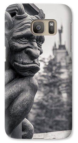 Fantasy Galaxy S7 Case - Gargoyle by Adam Romanowicz