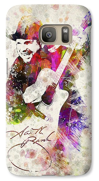 Garth Brooks Galaxy S7 Case