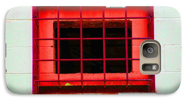 Galaxy Case featuring the photograph Gated Community by Christiane Hellner-OBrien
