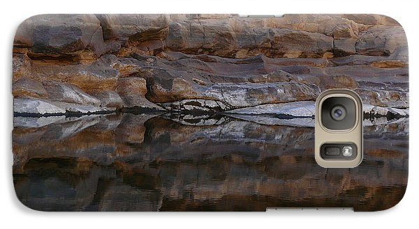 Galaxy Case featuring the photograph Gateway by Evelyn Tambour
