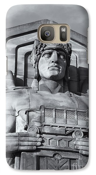 Guardian Of Traffic II Galaxy S7 Case