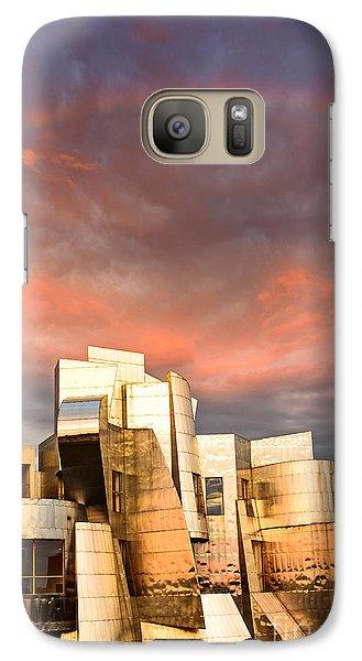 Gehry Rainbow Galaxy S7 Case by Joe Mamer