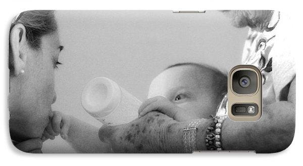 Galaxy Case featuring the photograph Generations by Carolina Liechtenstein