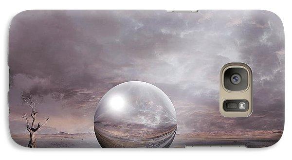 Galaxy Case featuring the digital art Genesis by Franziskus Pfleghart