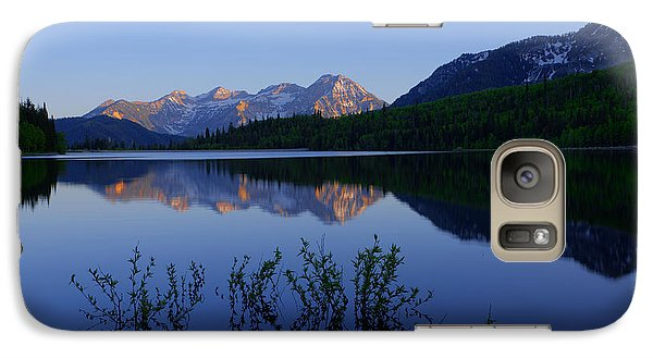 Mount Rushmore Galaxy S7 Case - Gentle Spring by Chad Dutson