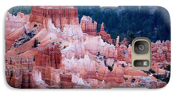 Galaxy Case featuring the photograph Geology Is Art by Jim Snyder