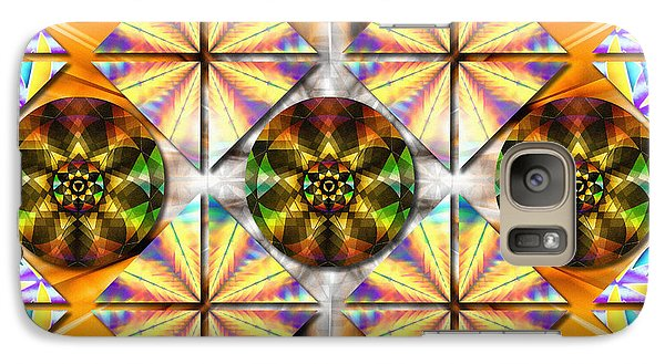 Geometric Dreamland Galaxy S7 Case