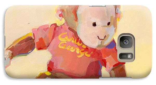 Banana Galaxy S7 Case - George by Kimberly Santini