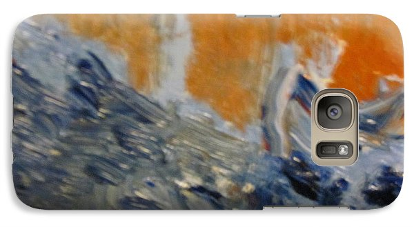 Galaxy Case featuring the painting George by Shea Holliman