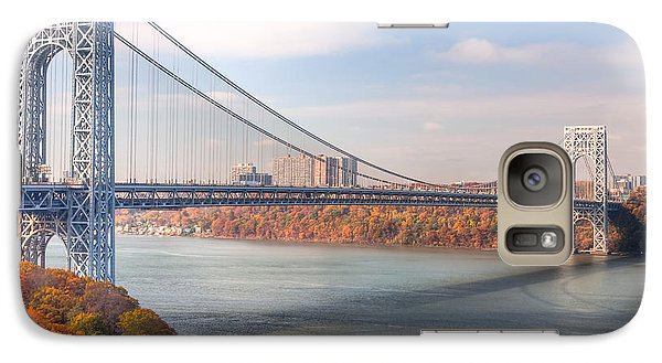 George Washington Bridge Galaxy S7 Case