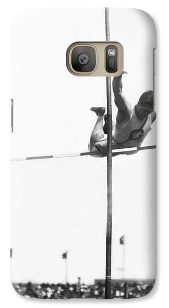 Georgetown Decathlon Star Galaxy S7 Case by Underwood Archives