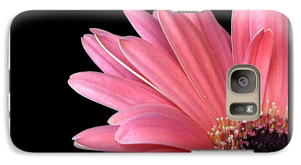 Galaxy Case featuring the photograph Gerbera Encore by Chris Anderson