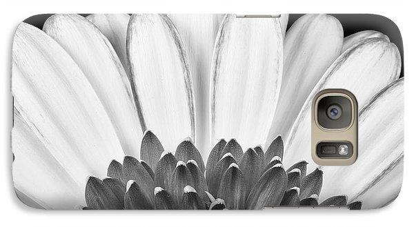 Daisy Galaxy S7 Case - Gerbera Rising by Adam Romanowicz