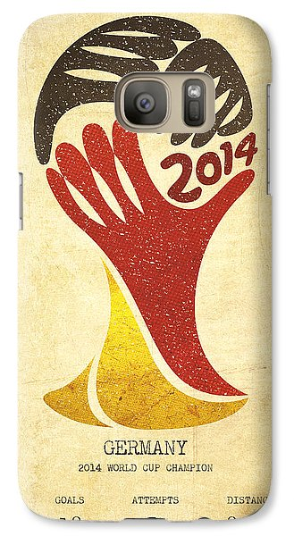 Germany World Cup Champion Galaxy Case by Aged Pixel