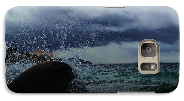 Galaxy Case featuring the photograph Get Splashed by Sean Sarsfield