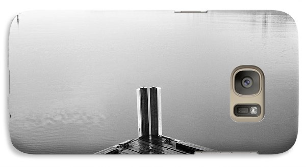 Galaxy Case featuring the photograph Ghost by Brian Duram
