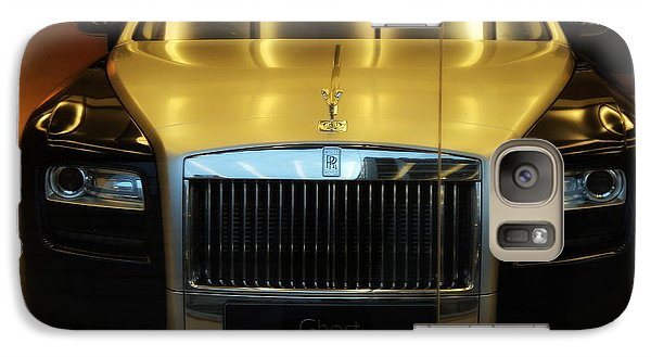 Galaxy Case featuring the photograph Rolls Royce Ghost by Salman Ravish