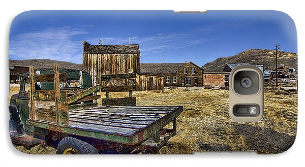 Galaxy Case featuring the photograph Ghost Town  by Jason Abando