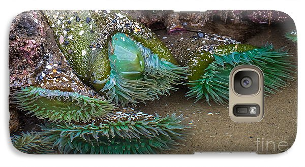 Giant Green Anemone Galaxy S7 Case