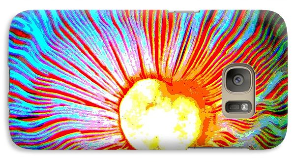 Galaxy Case featuring the photograph Gills by Deena Stoddard
