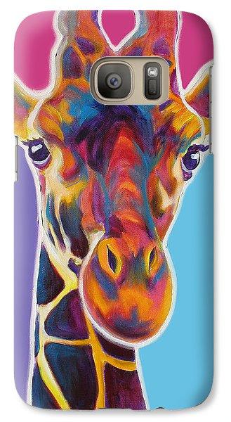 Giraffe - Marius Galaxy S7 Case