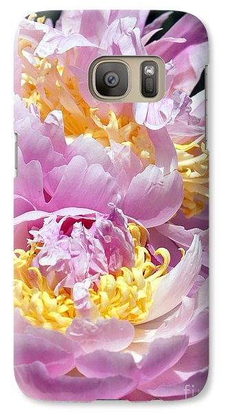 Galaxy Case featuring the photograph Girly Girls by Lilliana Mendez