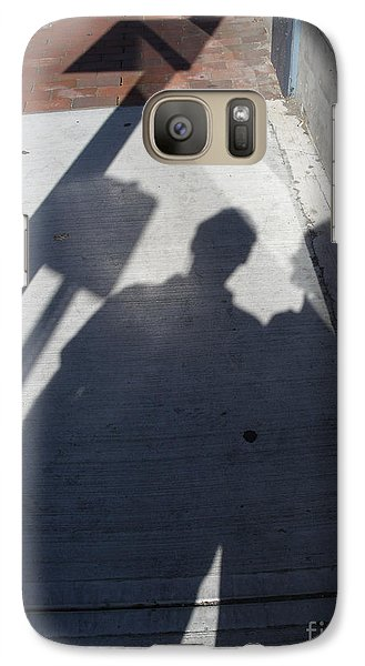 Galaxy Case featuring the photograph Give Me A Sign by Lyric Lucas