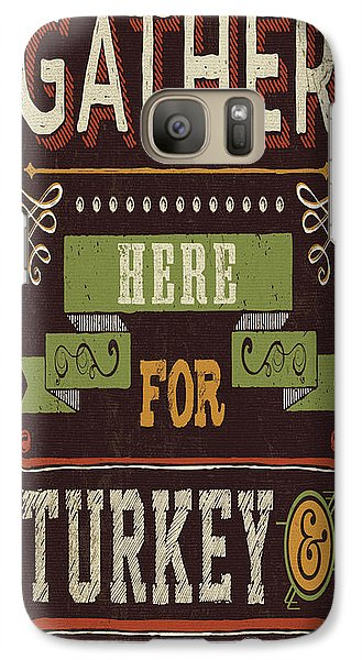 Give Thanks I Galaxy S7 Case
