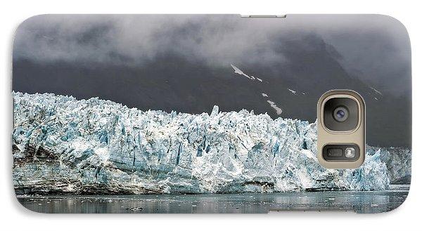 Galaxy Case featuring the photograph Glacier Bay Alaska  by Stephen  Johnson