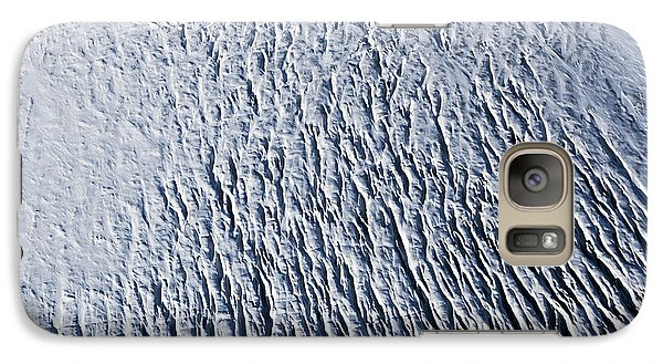 Galaxy Case featuring the photograph Glacier by Gunnar Orn Arnason