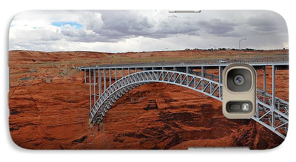 Glen Canyon Bridge Galaxy S7 Case