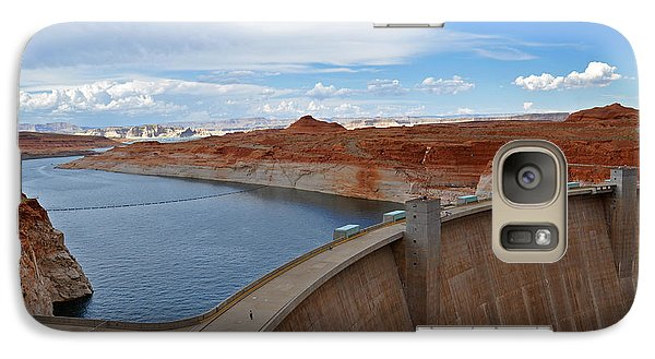 Glen Canyon Dam Galaxy S7 Case