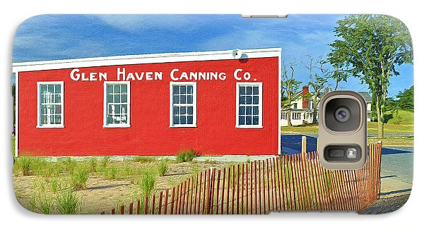 Glen Haven Canning Co. Galaxy S7 Case