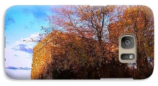 Galaxy Case featuring the photograph Glen Island Castle by Glenn Feron