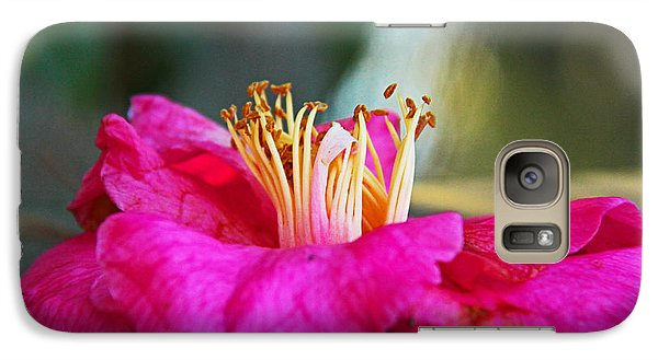 Galaxy Case featuring the photograph Glencairn Garden 020 by Andy Lawless