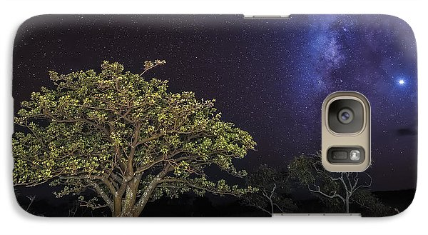 Galaxy Case featuring the photograph Glimpse Of Hawaii by Hawaii  Fine Art Photography