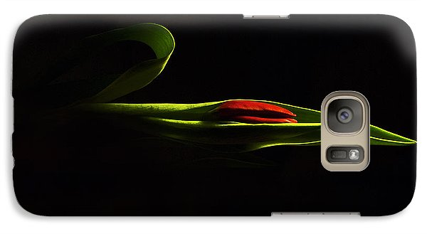 Galaxy Case featuring the photograph Glorious Light by Elsa Marie Santoro