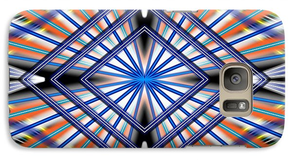 Galaxy Case featuring the digital art Glory by Brian Johnson