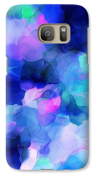 Galaxy Case featuring the digital art Glory Morning by David Lane
