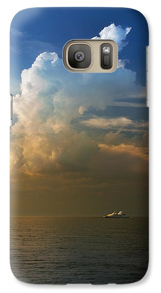 Galaxy Case featuring the photograph Glory by Rima Biswas